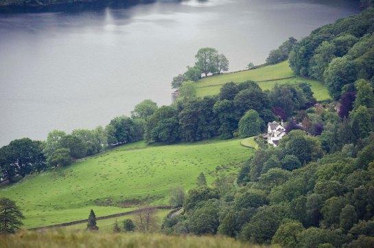 UK Lake District_Manor and Lake