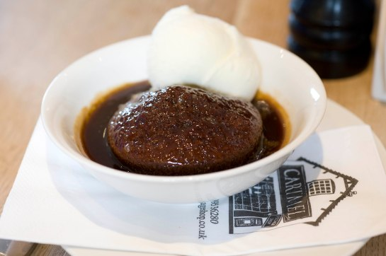 UK Lake District_Cartmel Shop_Sticky Toffee Pudding