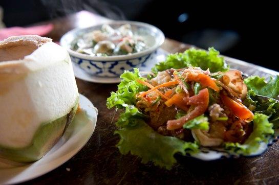 Ban Khun Mae_Glass noodle salad